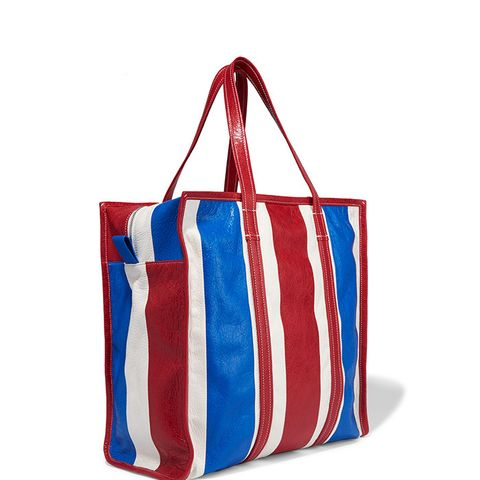 Bazar Striped Tote