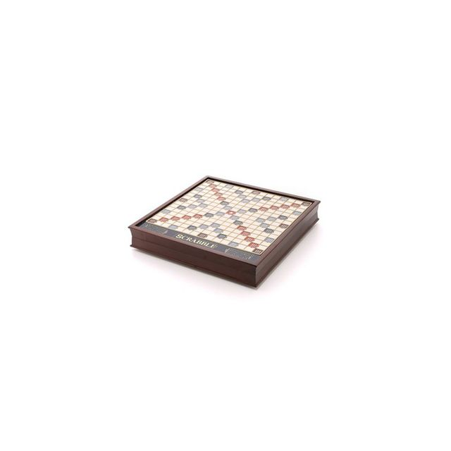East Dane Gifts Scrabble Deluxe Edition