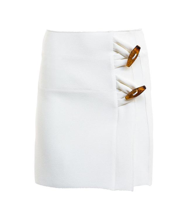 Christopher Esber Dual Knot Mini Skirt