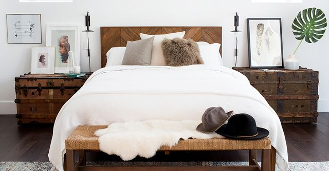 8 cozy bedroom ideas that 39 ll make you want to hibernate for Cozy bedroom ideas