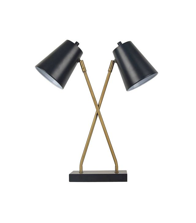 Threshold Olson Collection Two Head Task Lamp