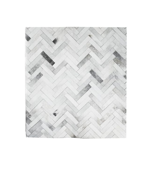 The Citizenry Caminata Cowhide Rug