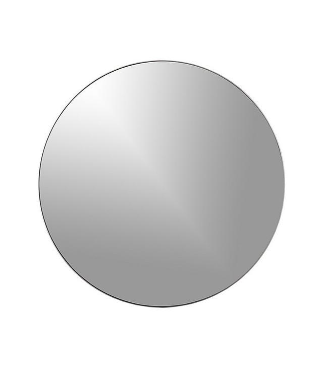 CB2 Infinity Round Wall Mirror