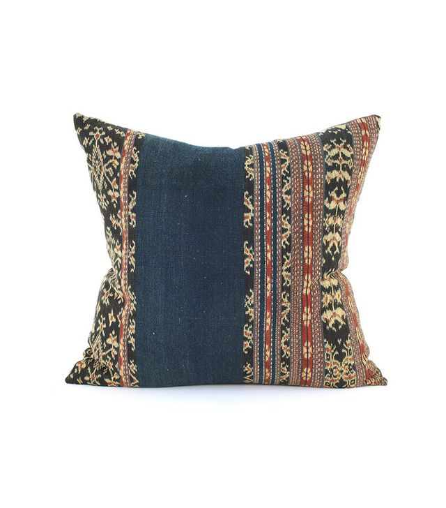 Amber Interiors Mike Throw Pillow