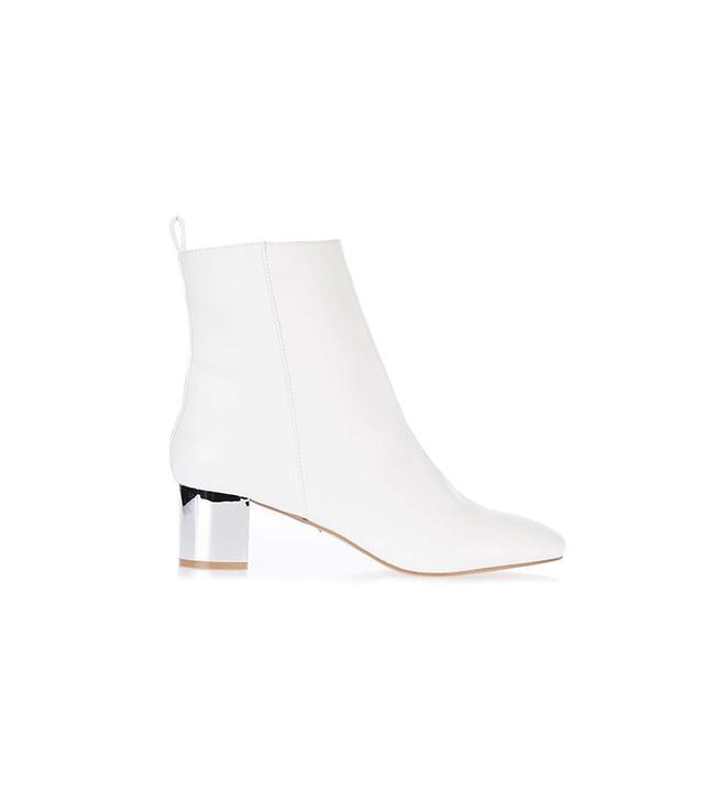 Topshop Bella Heeled Boots