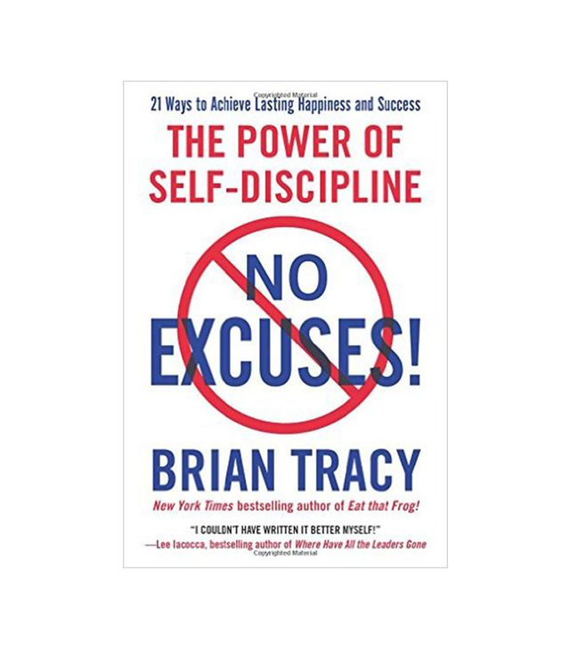Brian Tracy No Excuses!