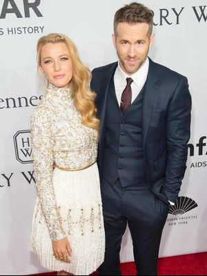 Blake Lively and Ryan Reynolds Welcome Baby #2