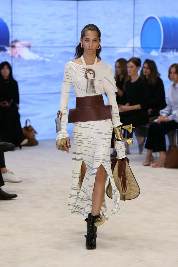 Want more fashion trend coverage? Coming right up.All runway images courtesy of brand.