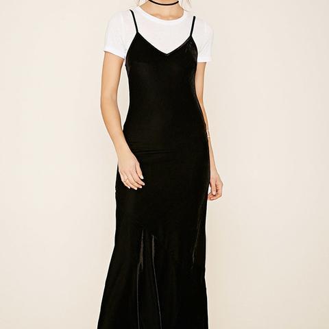 Velvet Cami Dress