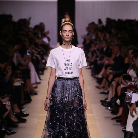 The Top 5 Things Everyone Is Talking About From the Dior Show