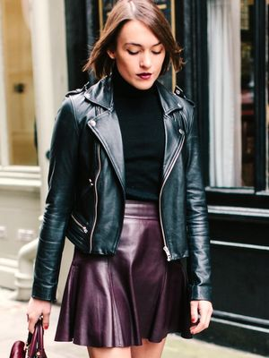 Leather Skirt - Fashion Trends and Celebrity Style | WhoWhatWear