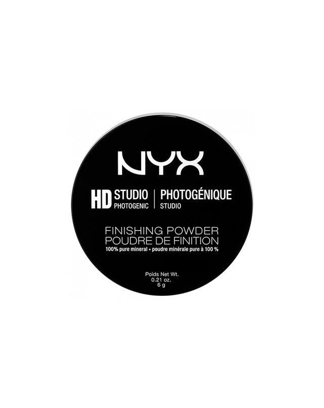Nyx Studio Finishing Powder