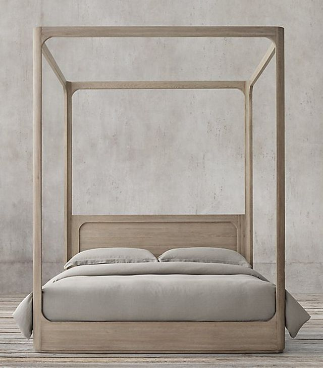 Restoration Hardware Martens Four Poster Bed