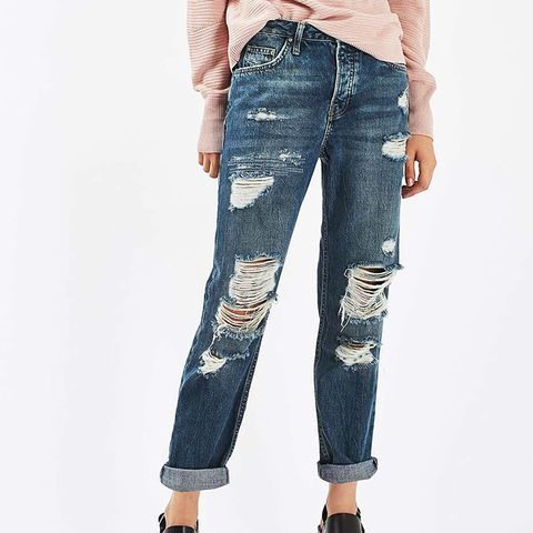 Vintage Ripped Hayden Jeans