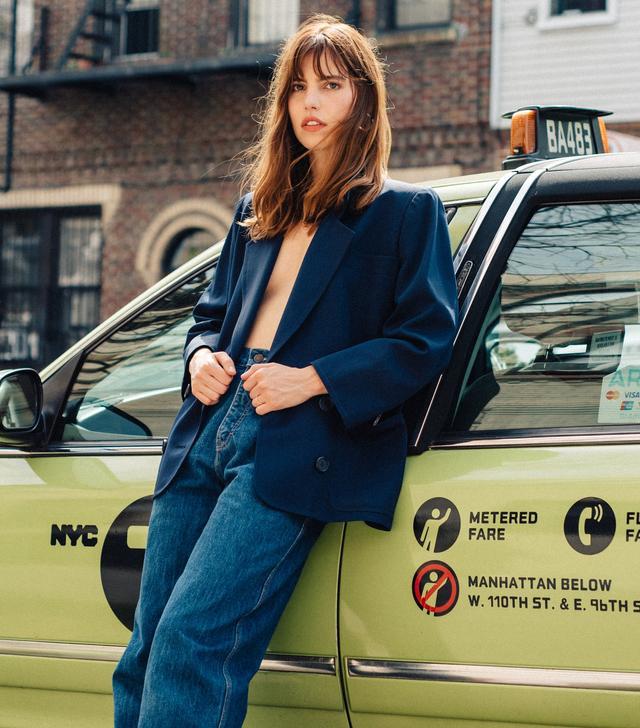 Vintage Yves Saint Laurent Blazer