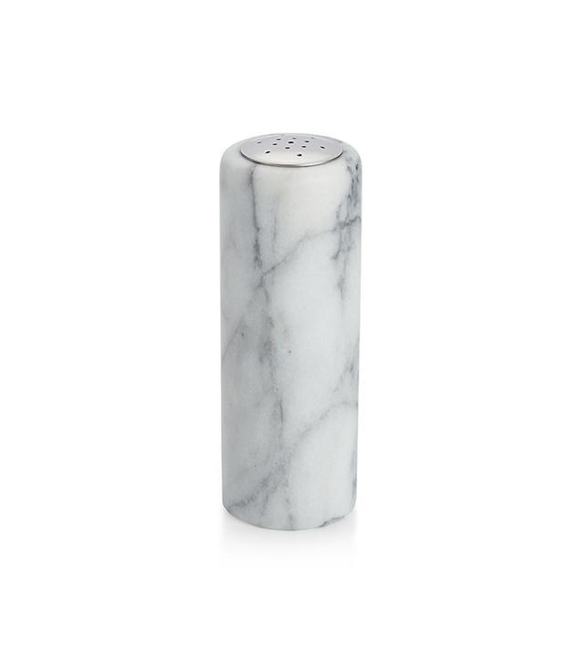 marble salt shaker
