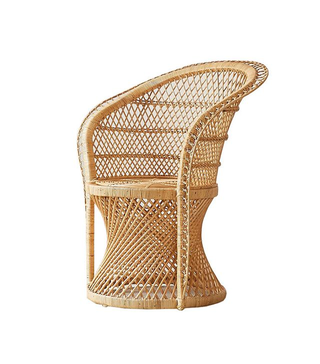 Urban Outfitters Charlie Rattan Chair