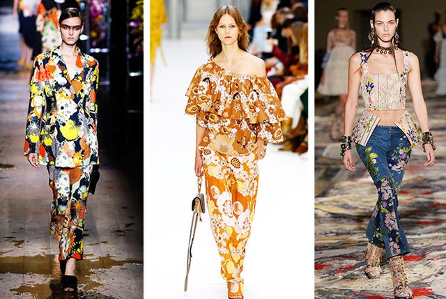 Head-to-Toe Florals
