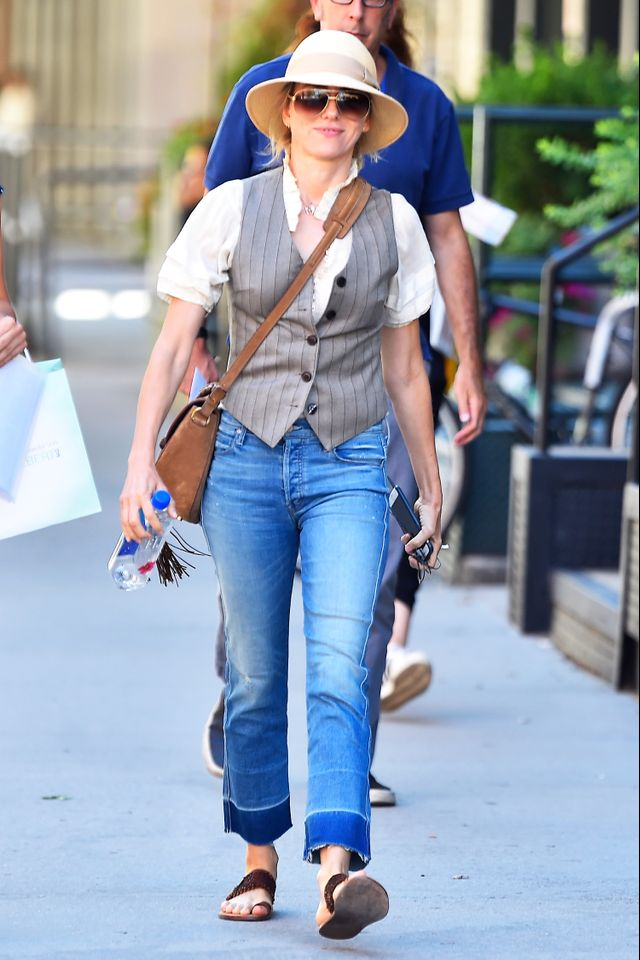 Naomi Watts Mother Undone Hem Maverick