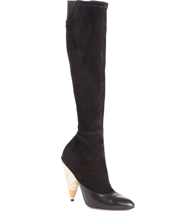 Givenchy Podium Tall Boots