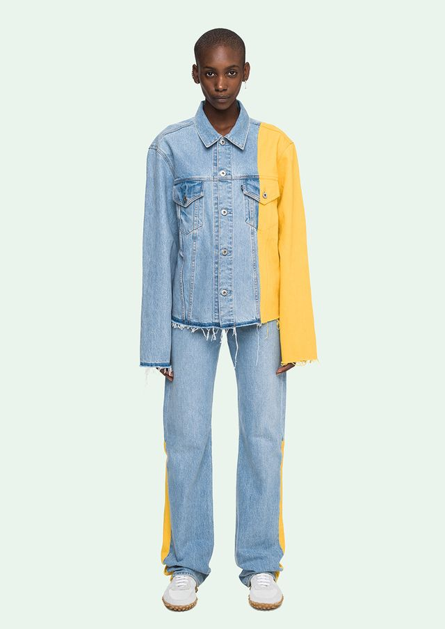 Levi's Made & Crafted x Off-White c/o Virgil Abloh Denim Jacket