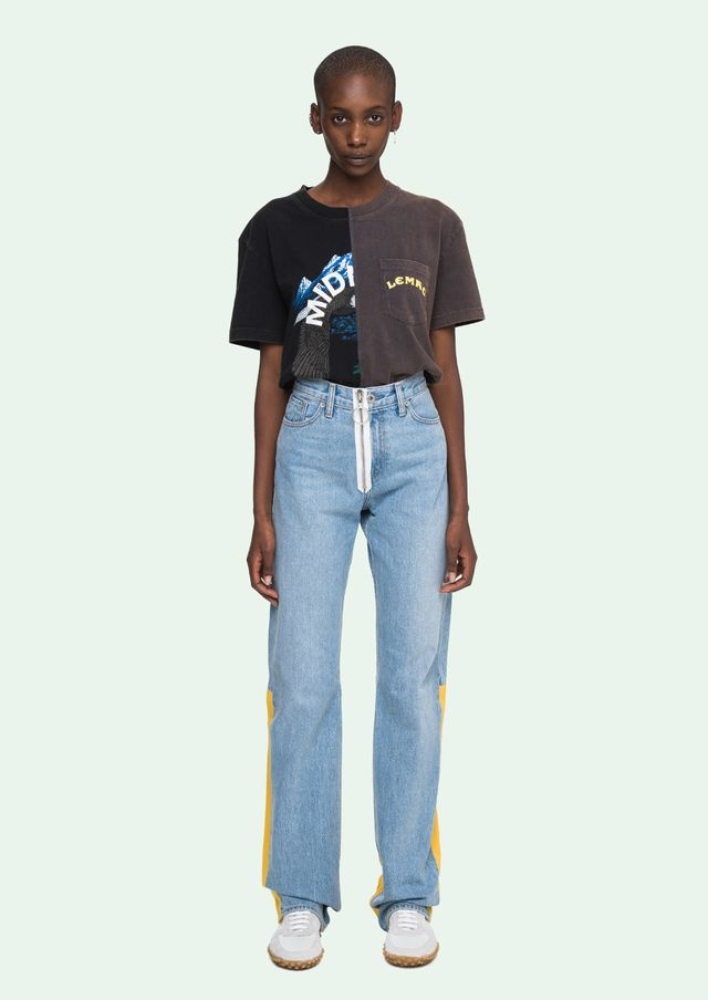 Levi's Made & Crafted x Off-White c/o Virgil Abloh Denim Trouser