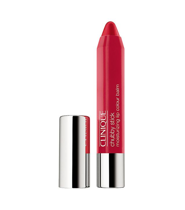 Clinique Chubby Stick Moisturizing Lip Color Balm In Chunky Cherry