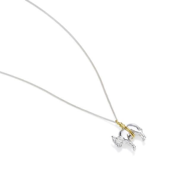 Pushmataaha Taurus Necklace