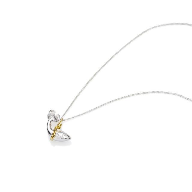 Pushmataaha Pisces Necklace