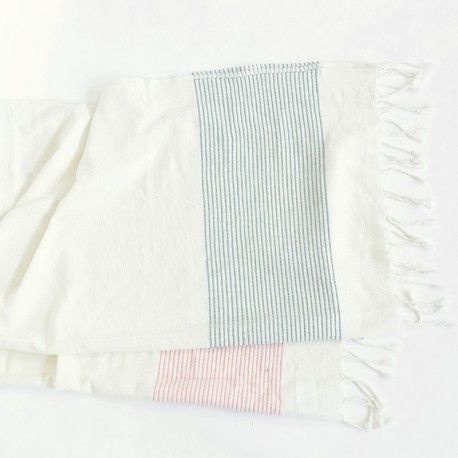 Inca Double Striped Towel