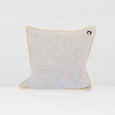Sophia Cushion in Yellow
