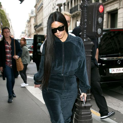 Every Outfit Kim Kardashian Wore to Paris Fashion Week