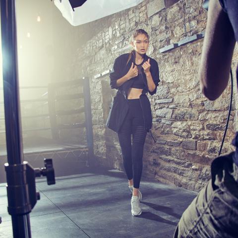 Gigi Hadid Is Bringing Back This Classic Sneaker Brand