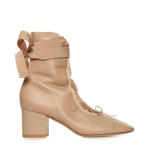 Ballerina Boots
