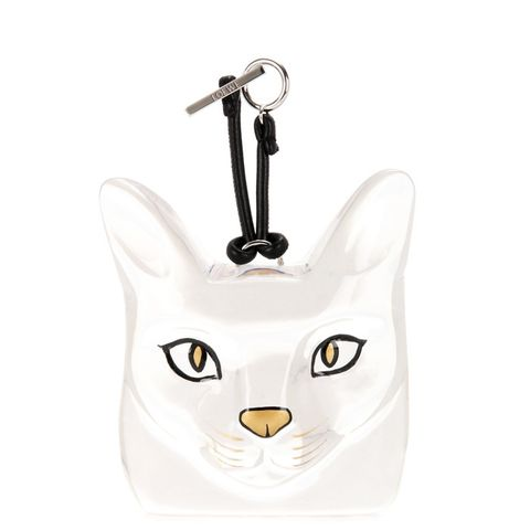 Cat Face Charm
