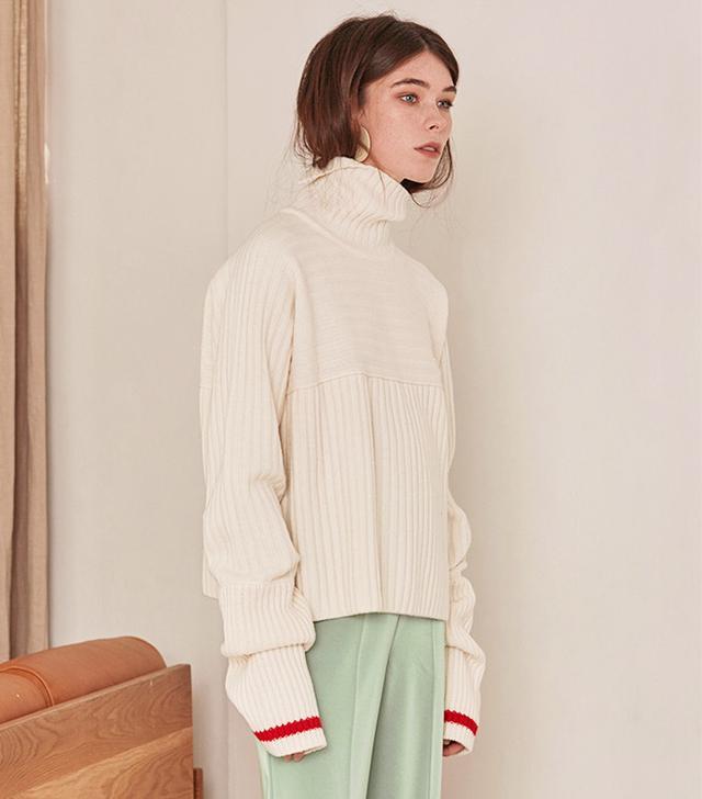 LOÉIL Jupe Sweater