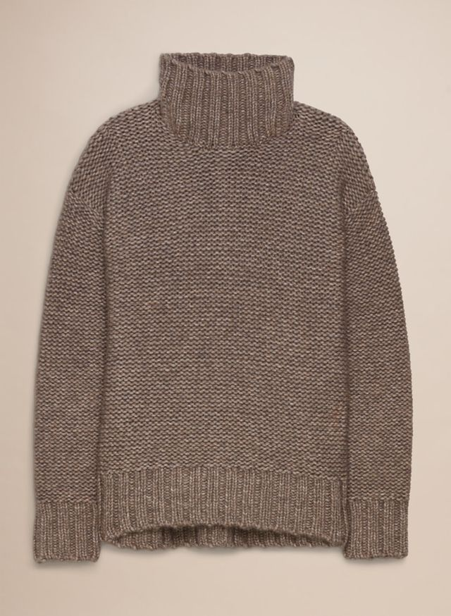 The Group Plumwood Sweater
