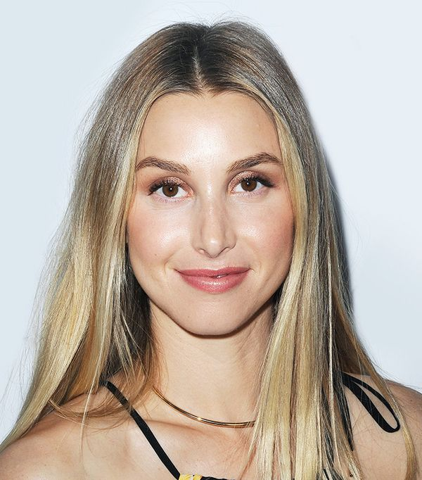 """If you have sensitive eyes, take a cue from Whitney Port and count frozen spoons as your (eye) saviors. """"My eyes are very sensitive, so I put spoons in the freezer and then place the frozen..."""