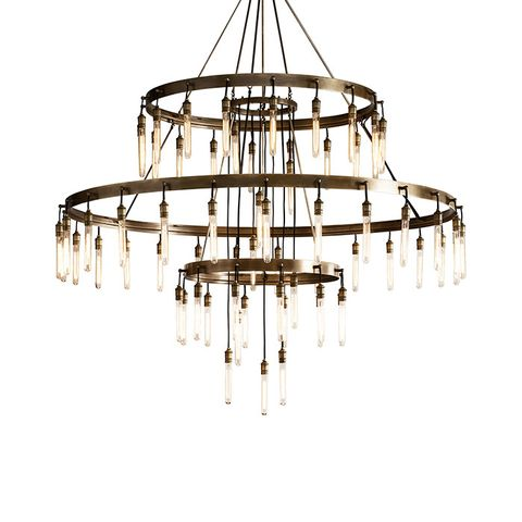 Axis Three-Tier Chandelier