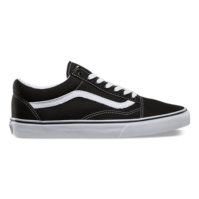 Vans Canvas Old Skool Sneakers