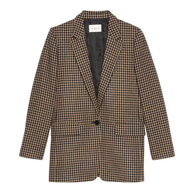 Sandro Lodger Jacket