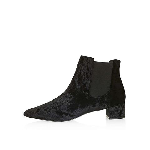 Krazy Pointed Boot