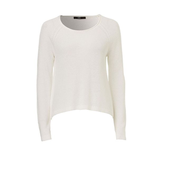 Sportsgirl Swing Long Sleeve Sweater