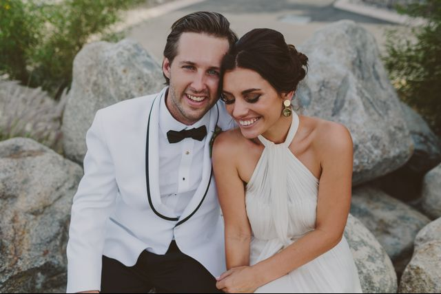 """""""I didn't want a traditional bridal dress and I was not prepared to step into a bridal store as I knew it wasn't my style. I had been a bridesmaid previously and had visited so..."""