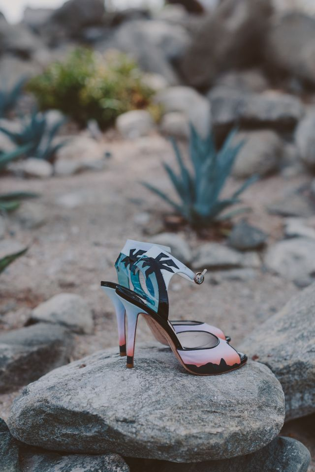 """""""I then concentrated on finding all of the accessories (a pair of amazing Sophia Webster heels) and other outfits for the wedding and lead up. I ended up changing into a white Carla Zampatti..."""