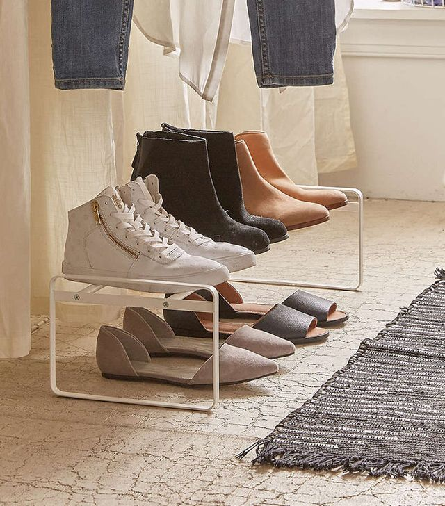 Urban Outfitters Simple Adjustable Shoe Rack
