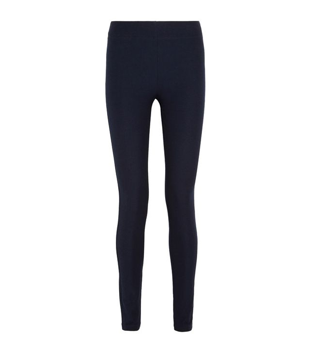 Joseph Stretch-Gabardine Leggings-Style Pants