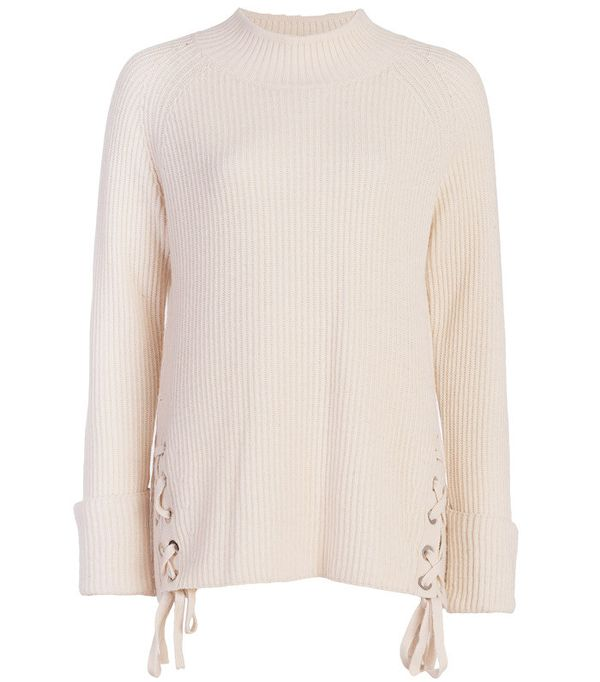 French Connection Freedom Fringe Jumper, £85