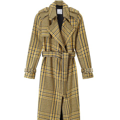 Yellow Check Trench