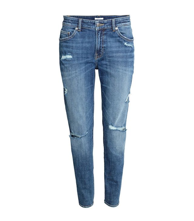 H&M Girlfriend Jean
